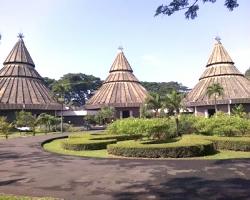 Museum TMII - Asmat