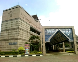 Museum TMII - Istiqlal