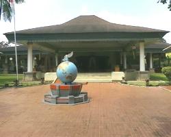 Museum TMII - Prangko
