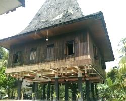 Museum TMII - Timor Timur