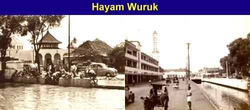 Jakarta - Hayam Wuruk