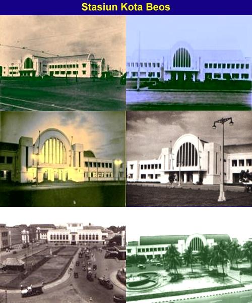 Jakarta - Stasiun Kota