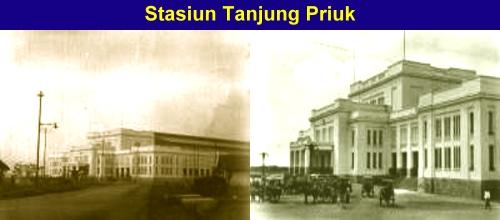 Jakarta - Stasiun Tanjung Priuk