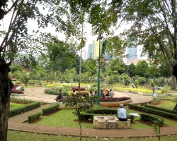 Taman Tangkuban Perahu
