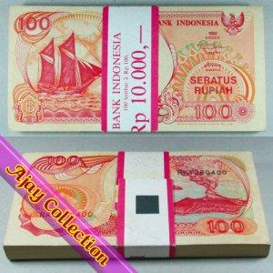 Uang Kertas Rp.100 Tahun 1992