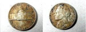 Uang Logam Amerika 5 Cent Tahun 1978