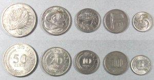 Uang Logam Singapore